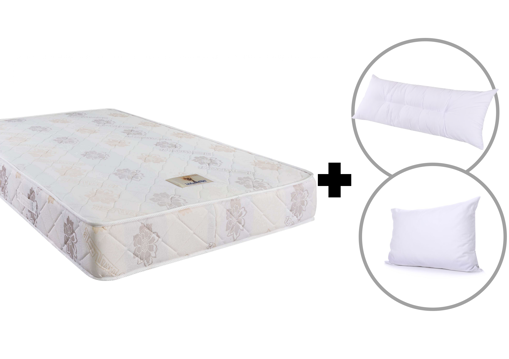 Picture of Taki Bronzey 120 cm Width + Pillows
