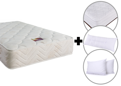 Picture of Taki Doudo 160 cm Width + Pillows + Protector