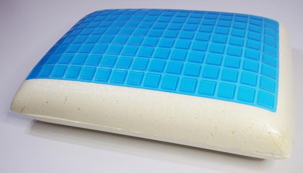 Picture of Venos Flat Cooling Gel Memory Foam Pillow