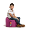 Picture of BOMBA Desk Puff Bean Bags Jeans Canvas One size